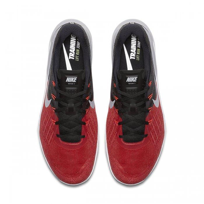 Pánská tréninková bota Nike Metcon 3 red/white