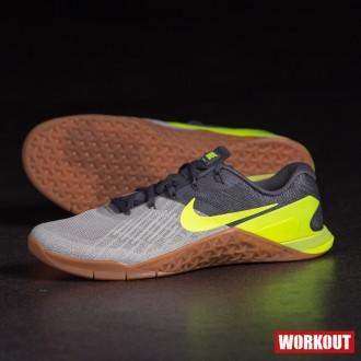 Pánské boty Nike Metcon 3 grey/volt