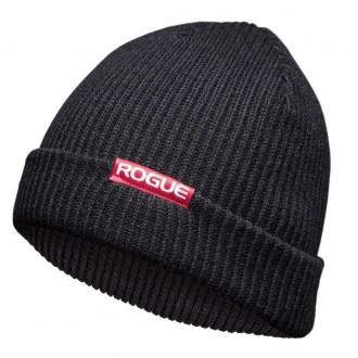 Černá čepice Rogue