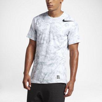 Tričko Nike Pro HyperCool šedé