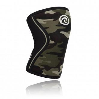 Bandáž kolene RX 7 mm - camo