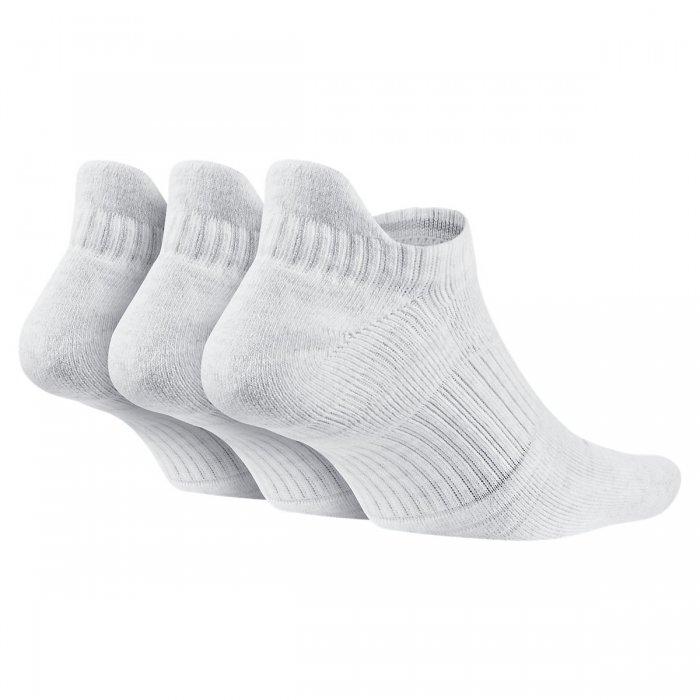 3pack dámské ponožky Nike Dri-FIT Cushion No-Show Tab - BotyObleceni.cz ef5a4b3e41