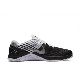 Pánské Nike Metcon DSX Flyknit - černobílé