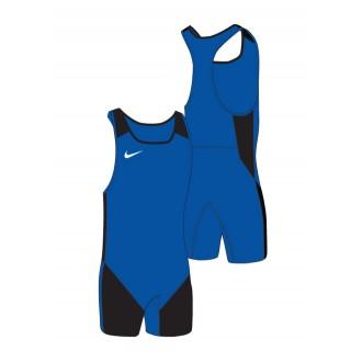 Dámský Nike Weightlifting Singlet blue/black