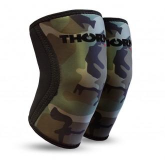 Chránič/bandáž kolen camo - 2 ks