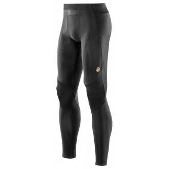 Pánské kompresní kalhoty A400 Tights Black skins