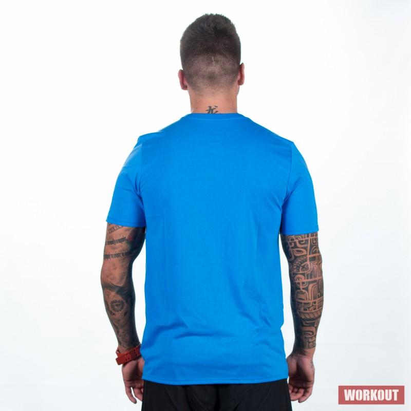Pánské tričko Nike ATHLETE Dry Train - modré - BotyObleceni.cz 0838e7313c9