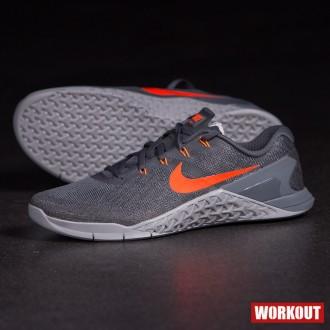 Pánské boty Nike Metcon 3 gray