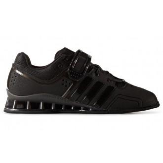 adidas AdiPower vzpěračské boty černé