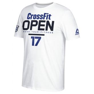 Pánské tričko CrossFit Open 2017