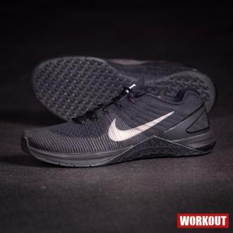 Pánské Nike Metcon 3 DSX Flyknit - černé