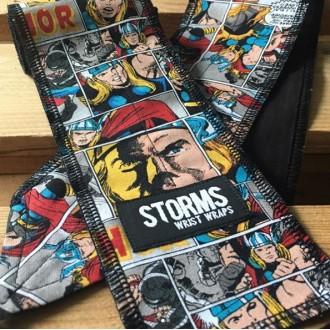 STORMS Wrist Wraps™  Thor