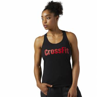 Dámský top CrossFit GRAPHIC TANK F.E.F BP9204