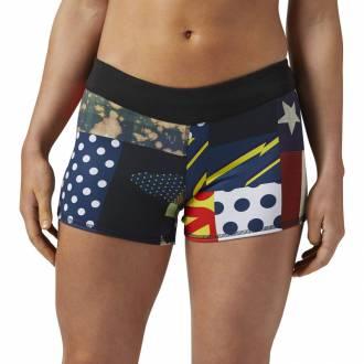 Dámské šortky CrossFit BOOTIE SHORT BQ7388