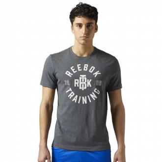 b08dba0ecfe Pánské tričko REEBOK TRAINING 1895 BQ8443