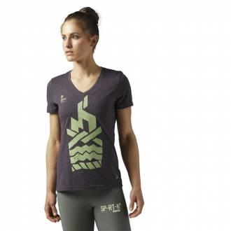 Dámské tričko Spartan Race SS TEE 1 BR0007 44074554d9