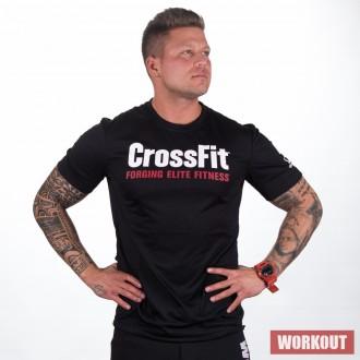 Pánské tričko CrossFit FEF TEE- SPEEDWICK BR0736