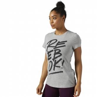 a7bf900f5d4 Dámské tričko SPLIT REEBOK OPP- CREW BR3004