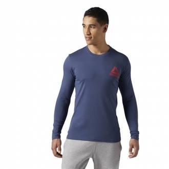 Pánské triko AMERICANA LS BR5679