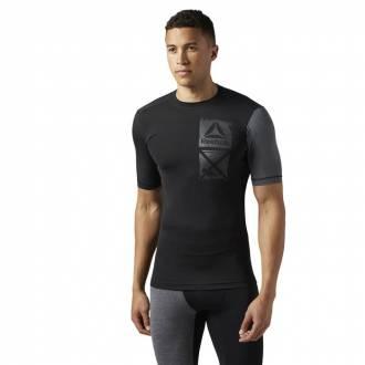 7fd6eeb70d6 Pánské kompresní tričko Active Chill GRAPHIC COMP TEE BR9571 ...