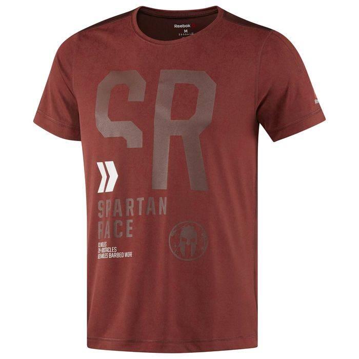 Spartan Race M SS TEE CD7968