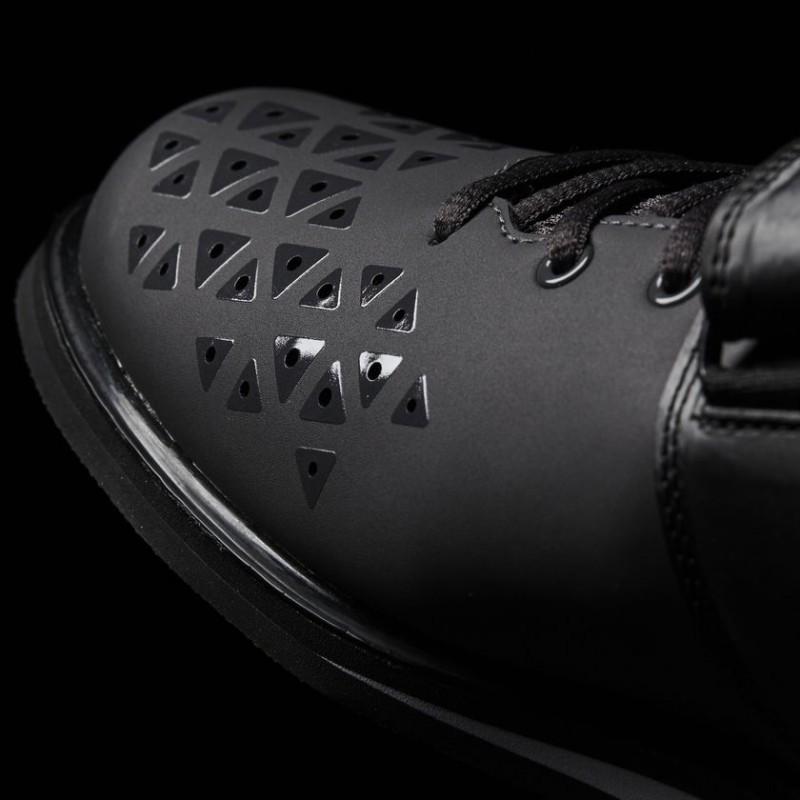 Boty adidas Powerlift 3.1 tmavě šedé BA8019
