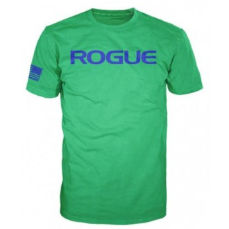 Pánské tričko Rogue Basic - zelené