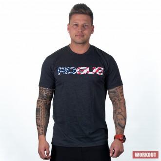 Pánské tričko Rogue Basic - barevné logo