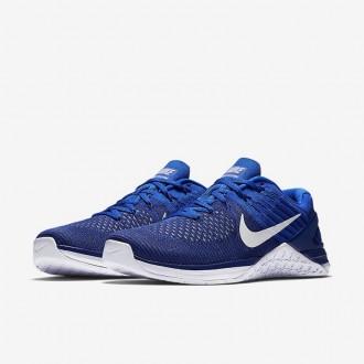 Pánské Nike Metcon 3 DSX Flyknit - modré