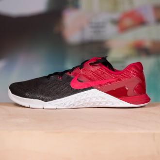 Pánská tréninková bota Nike Metcon 3 red/black