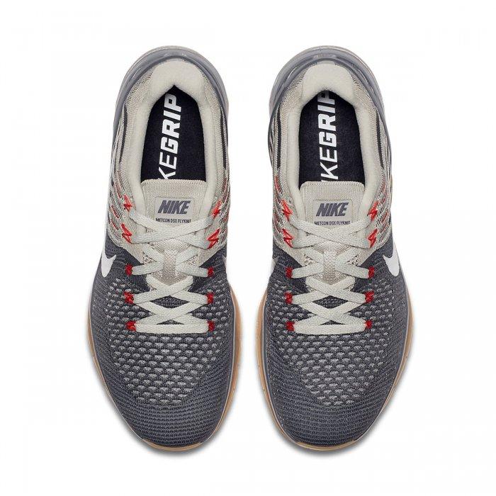 Pánské Nike Metcon 3 DSX Flyknit - silver