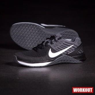 Dámské boty Nike Metcon 3 DSX Flyknit - černé
