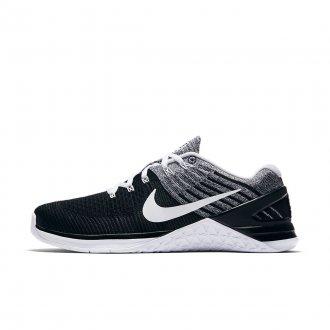 Pánské Nike Metcon 3 DSX Flyknit - černé/bílé