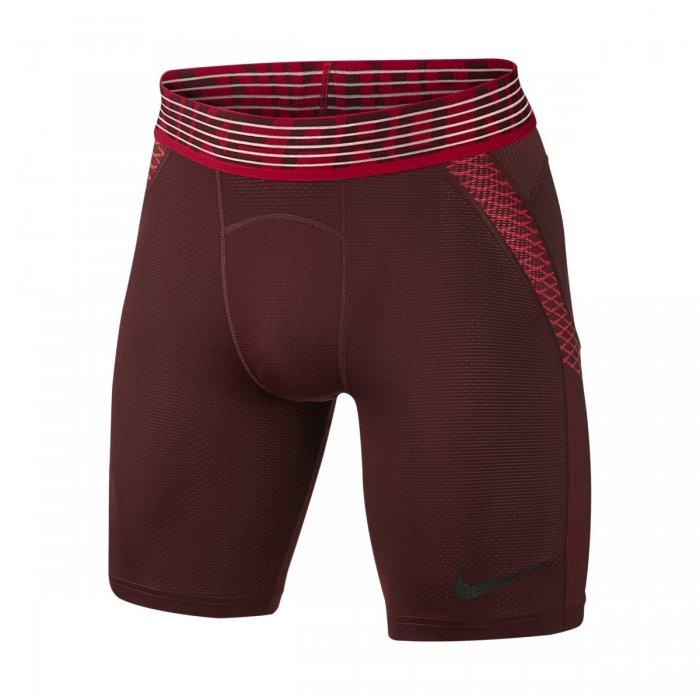 Pánské kompresní šortky Nike Pro Hypercool SHORT - červené. Nike Pro  Hypercool SHORT ... 0ab1e910c2