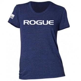 Dámské tričko Rogue Basic - modré