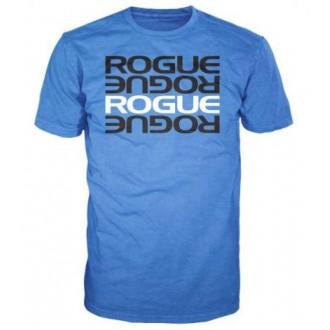 Pánské tričko Rogue Flipside - modré