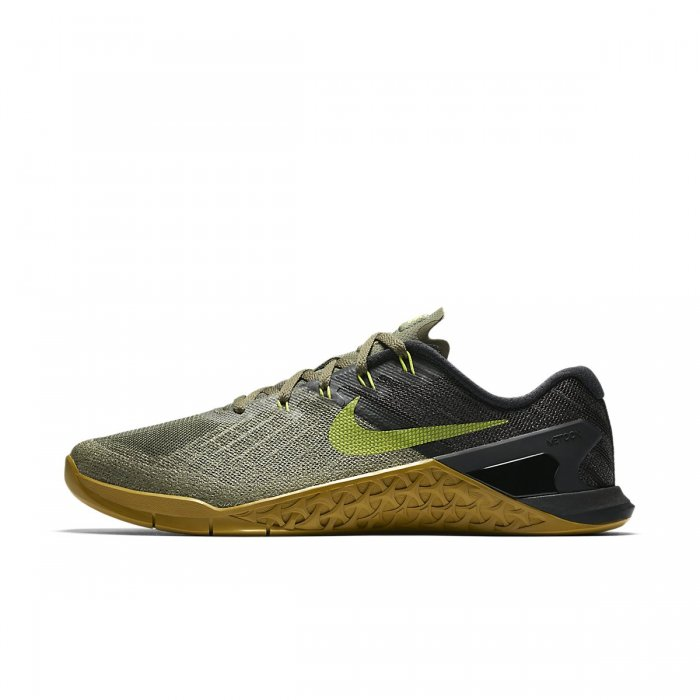 903fa280a6b Pánské boty Nike Metcon 3 černo zelená  Pánské boty Nike Metcon 3černo  zelená ...