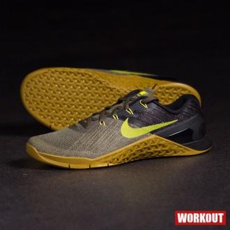 Pánské boty Nike Metcon 3 černo/zelená