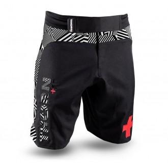 Pánské šortky ThornFit Combat training shorts RD