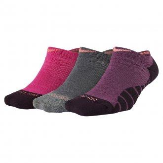 Dámské ponožky NIKE Dry Cushion No Show