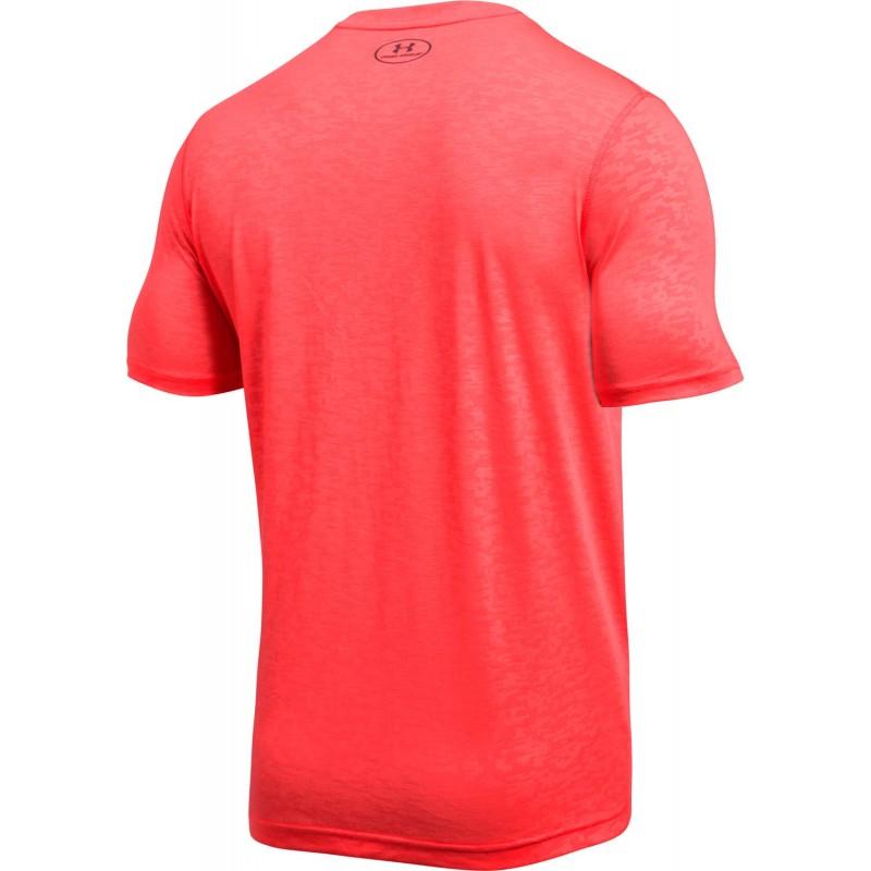 Pánské funkční tričko Under Armour THREADBORNE FTD EMBOSS