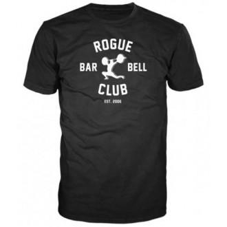 Pánské tričko Rogue Barbell Club 2.0 - černé