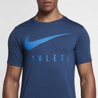 Pánské tričko Athlete blue