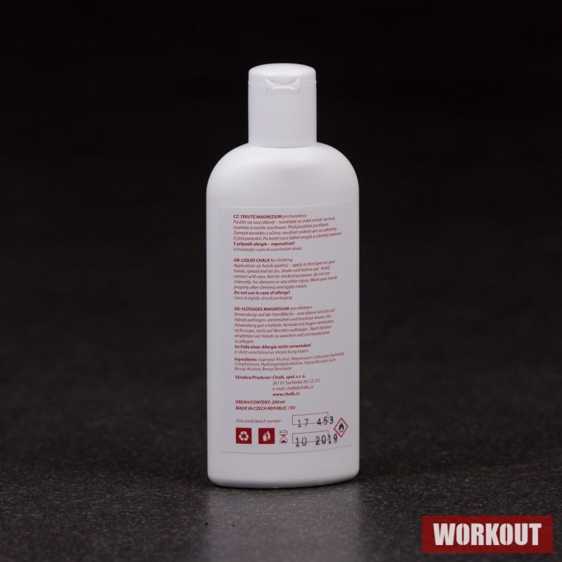 Tekuté Magnezium Chalk LIQUID 200 ml