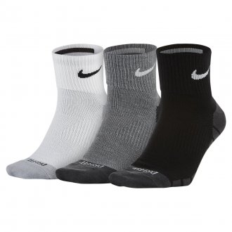 Unisex  Everyday Max Lightweight Ankle Training Sock (3 Pair)