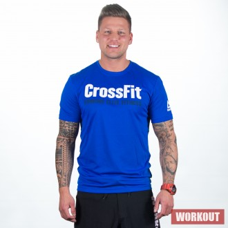 Pánské tričko CrossFit FEF TEE SPEEDWICK CF4545