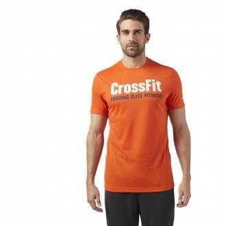 Pánské tričko Crossfit FEF TEE- SPEEDWICK - CF4546