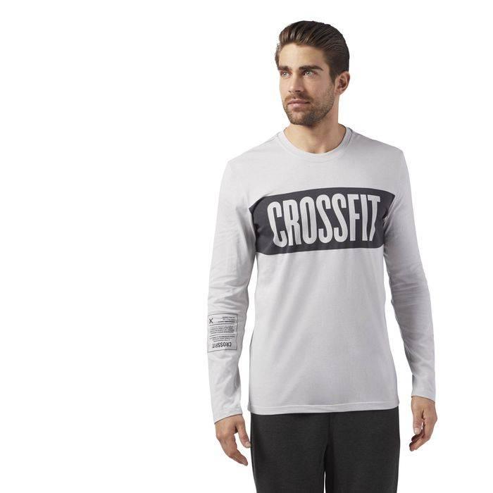 CrossFit STRIPE LS TEE