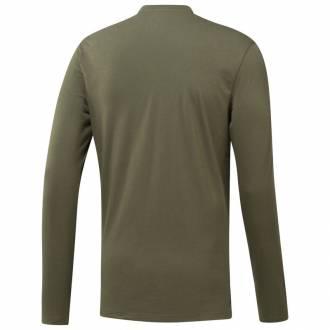 Pánské tričko CrossFit STRIPE LS TEE CF4556