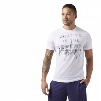 Pánské tričko CrossFit ROUTINE TEE